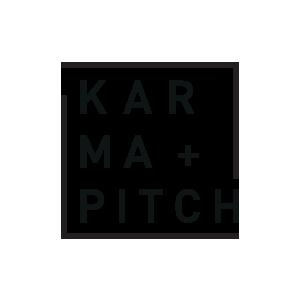 Logo Karma + Pitch